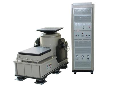 三轴向电磁式高频振动试验机